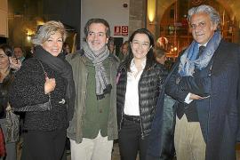 Santiago Villanueva presenta suobra en el Solleric