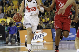 Rudy Fernández fue el mejor del mes de febrero en la Euroliga