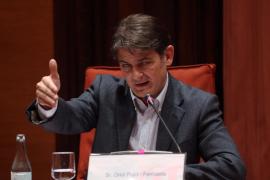 Oriol Pujol no revela cómo gestionó el supuesto legado del abuelo