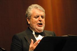 Joan Pons encabeza la gala lírica que organiza  la Asociación Contra el Cáncer