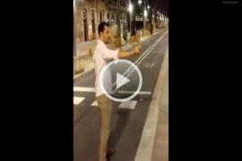 Libertad con cargos para el joven que pateó a una chica para grabarlo en vídeo