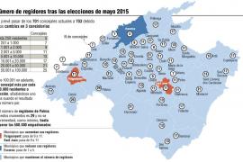 Puigpunyent y Sant Joan elegirán dos concejales más en las elecciones de mayo
