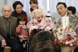 La mujer más vieja del mundo celebra su 117 cumpleaños