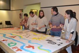 Veinte jóvenes de Capdepera participan el el proyecto 'Capdepera Integra'