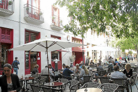 Un centenar de bares y restaurantes de Palma cerraron en 2014