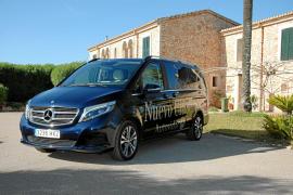 Nueva Mercedes Clase V