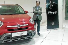 Auto Vidal Balear presentó el nuevo y polivalente Fiat 500X