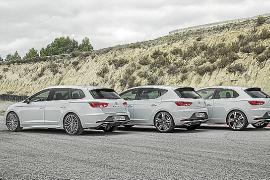 El Seat León Cupra, premio 'Best Car 2015'