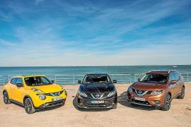 Nissan lidera el mercado 'crossover'