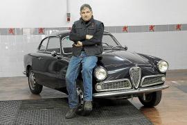 Alfa Romeo Giulietta de 1958