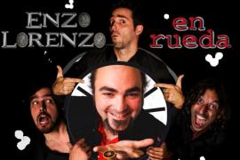 Enzo Lorenzo en Rueda, magia e improvisación sobre el escenario