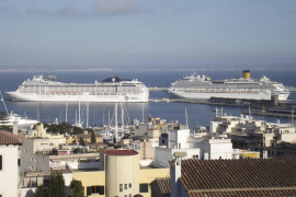El puerto de Palma ingresa 90 millones por los cruceros turísticos
