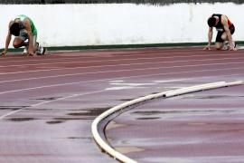 Licitan las obras en la pista de atletismo del Príncipes de España por 808.000 €