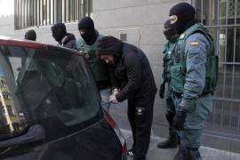 18 detenidos e incautados 5 kilos de cocaína en una operación antidroga