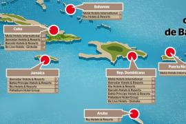 El Caribe es la gran apuesta de los hoteleros de Balears