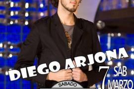 'Yo me río de los sábados', los nuevos monólogos de Diego Arjona