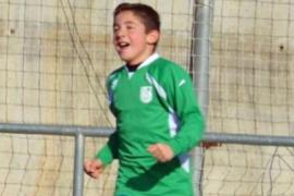 Consternación en el mundo del fútbol por la muerte de un alevín de 10 años en Zaragoza