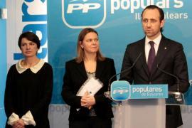 José Ramón Bauzá, candidato del PP a la Presidencia de Balears