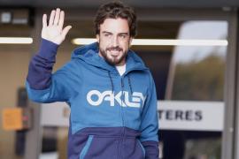 #DondeTeHasDespertadoHoy: Alonso se toma con humor su baja y propone un juego