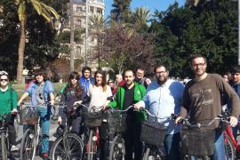 El PSIB apuesta por el consenso sobre el futuro del carril bici de Avingudes