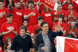 Sánchez acusa al PP de «tapar sus vergüenzas»