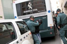 Prisión  para diez detenidos en la 'operación Forana' contra la droga