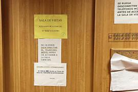 Los jueces tienen 1.965 sentencias por despidos pendientes de dictar en Balears