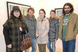 Curro Viera presenta sus fotografías en Pollença