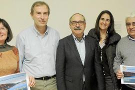Entrega de diplomas de la reunión científica de dermatólogos
