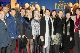 Entrega de los Premis Ramon Llull y la Medalla d'Or de la Comunitat