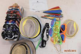 La Autoritat Portuària destruye 474 objetos decomisados en el puerto de Palma