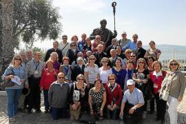 La Diócesis de Eivissa peregrina a Tierra Santa