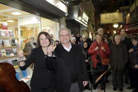 La librería Embat de Palma celebra sus 40 años