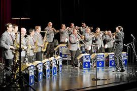 La Glenn Miller Orchestra llega a Palma
