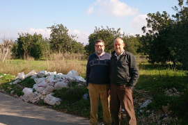 MÉS per Marratxí denuncia la proliferación de vertederos ilegales e incontrolados