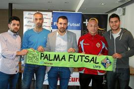 El Palma Futsal calienta motores para la Copa de España