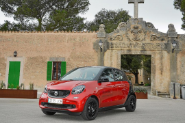 Nuevo Smart Forfour
