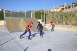 MÉS per Andratx pide explicaciones sobre la facturación de la skatepark de sa Coma