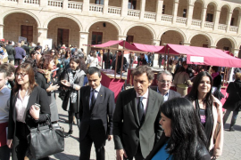 Más de 2.600 personas visitan la Feria de Empleo PalmaJOB