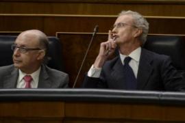 Indignación con Morenés por mandar callar al Congreso