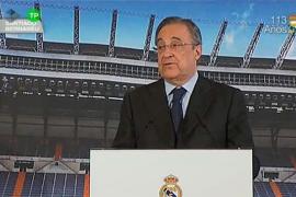 Florentino Pérez ratifica a Carlo Ancelotti pese a los malos resultados