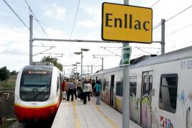 El Consell instará al Govern a electrificar  el tren hasta Manacor y sa Pobla