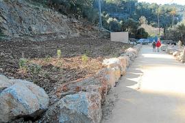 Vecinos del Rocamar sospechan que no se ha respetado el proyecto de restauración