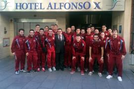 El Palma Futsal se enfrenta en cuartos de la Copa de España al Magna Navarra
