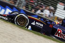 Carlos Sainz logra el mejor puesto de un debutante español en calificación