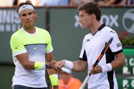 Nadal y Carreño debutan en los dobles de Indian Wells con victoria