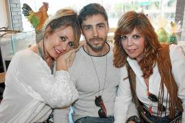 Belinda Washington y Miriam Díaz-Aroca, dos 'chonis' «muy gamberras»