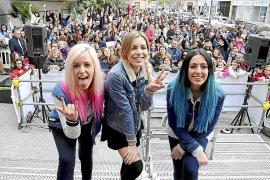 El fenómeno Sweet California suena en Palma con el cartel de 'no hay entradas'