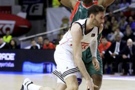 El Madrid  juega con fuego pero se mantiene en el liderato de la Liga Endesa