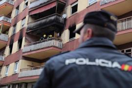 Fallece un hombre en un incendio declarado en un edificio de General Riera